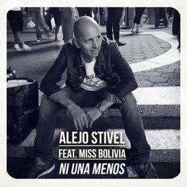 Alejo Stivel presenta Ni una menos, canción contra la violencia de género
