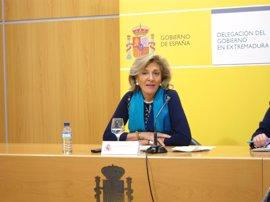 """Cristina Herrera destaca el """"firme compromiso"""" del Gobierno en la lucha contra la """"discriminación"""" que sufre la mujer"""