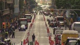 """La DGT, sobre la restricción de tráfico en Barcelona: """"Es necesario porque tenemos un grave problema de contaminación"""""""