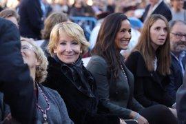 Aguirre dice que la única revolución liberadora es la de la mujer mientras que Causapié reivindica el feminismo