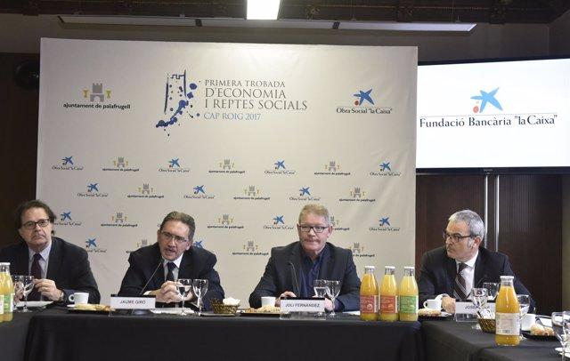 J.Alberich, J.Giró, J.Fernández y J.Ollé