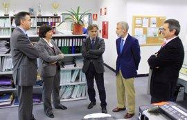 Fiscal visita Inerco en Sevilla para recabar información sobre sus servicios integrales