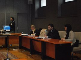 El jurado declara culpable, por unanimidad, a la mujer acusada de asestar 31 puñaladas a un varón en Bilbao