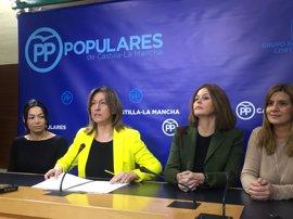 PP C-LM dice que no consta el recurso de Medina sobre el Congreso