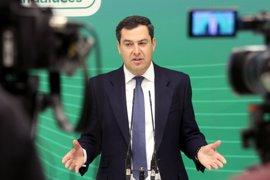 Moreno roza el 99% de los votos de los afiliados inscritos para seguir al frente del PP-A