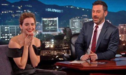 VÍDEO: Emma Watson recuerda cómo arruinaba las escenas de Harry Potter