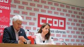 Gil confía en que CCOO se defina como feminista para conseguir que la igualdad sea efectiva y real
