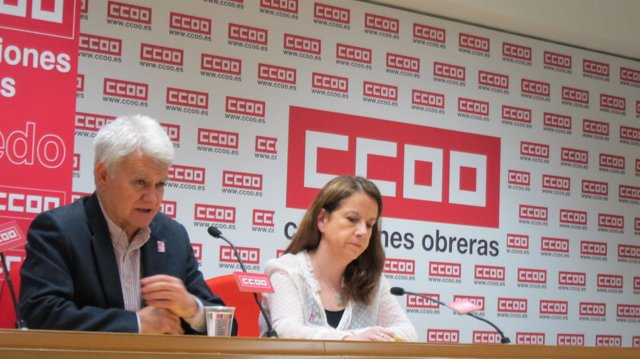 Gil y Payo en rueda de prensa