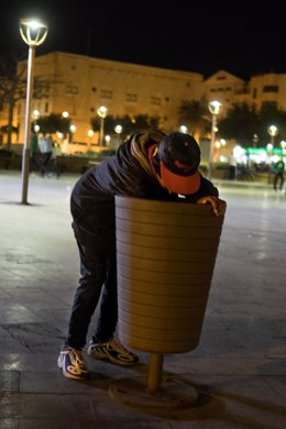 Menor extranjero no acompañado en Melilla