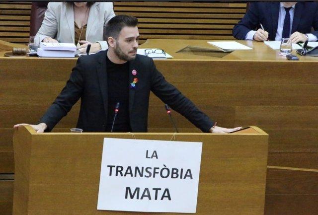 El diputado valenciano Fran Ferri