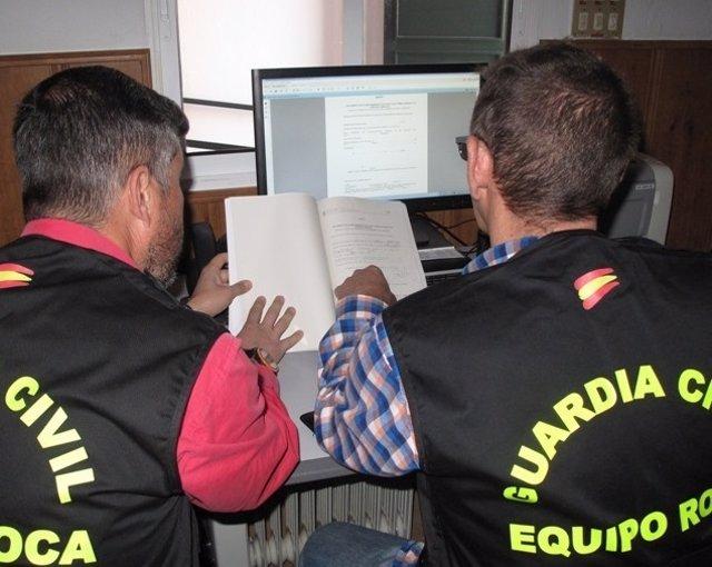 Nueve Detenidos Por Falsificar Documentos De Trazabilidad Para Camuflar El Orige