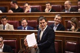 Cs pactará con PSOE y Podemos la comisión de investigación del Congreso sobre el PP