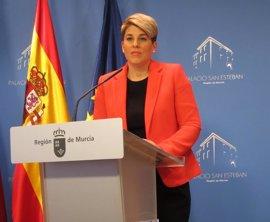"""Arroyo reitera que Murcia """"no se plantea ningún escenario que no sea esperar a que la justicia resuelva"""""""