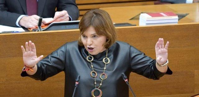 Isabel Bonig en una imagen de archivo