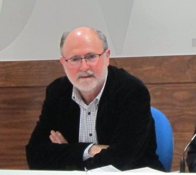 El Director General De Desarrollo Rural Y Agroalimentación, Jesús Casas.