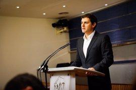 Rivera precisa que la moción de censura en Murcia sólo sería para convocar elecciones