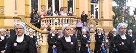 Once mujeres glosan la figura de otras once que dan nombre a calles de la ciudad para celebrar el 8 de marzo