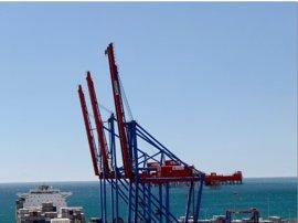 El puerto de Málaga acoge este jueves un simulacro para evaluar el Plan de Emergencias Exterior de ODT