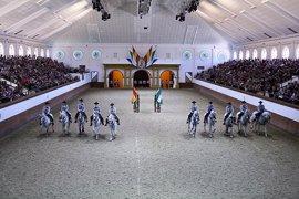La Real Escuela del Arte Ecuestre celebra por primera vez una gala con motivo del Día Internacional de la Mujer