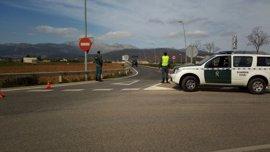Detenidas tres personas por cometer varios robos con fuerza en la Serra de Tramuntana