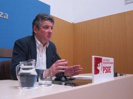 """El PSOE no acude a la reunión de la Ley de Capitalidad porque """"ZEC no ha cumplido con las formas"""""""