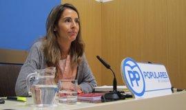 """El PP critica que la oposición """"no tenga margen de maniobra"""" en el texto de la Ley de Capitalidad"""