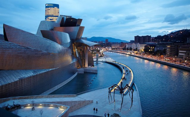 La Ría en Bilbao
