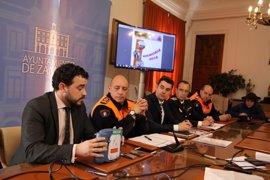 Zamora será una 'ciudad cardioprotegida' en Semana Santa con dos desfibriladores portátiles