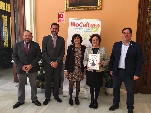 Presentación de BioCultura 2017
