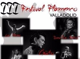 Las principales figuras del flamenco actual español se citan el sábado en Valladolid