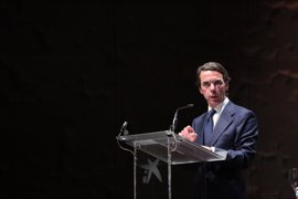 Aznar ofrece en Córdoba este jueves una conferencia sobre el poder judicial