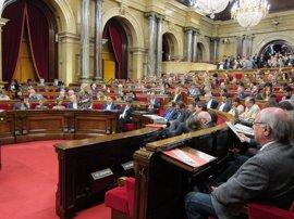 El Parlamento catalán tramita una propuesta al Congreso para reparar a confiscados por el franquismo
