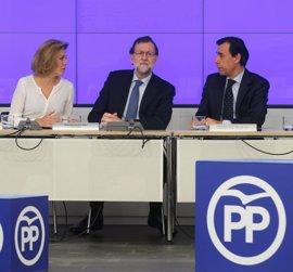 PSOE, Ciudadanos y Podemos aprobarán este mes en el Congreso la comisión sobre la financiación del PP