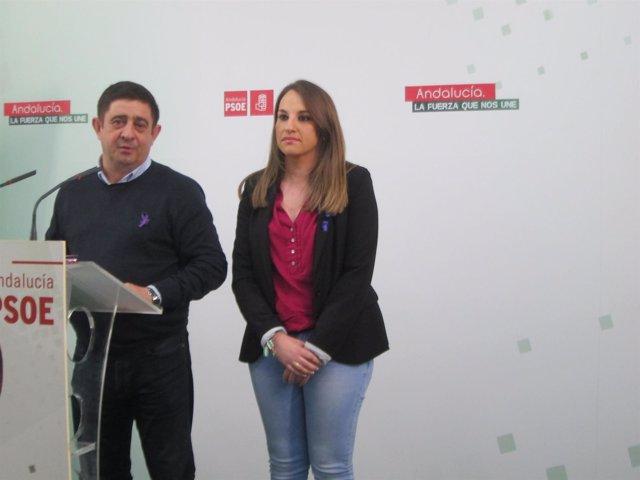 Francisco Reyes y Esther Ruiz
