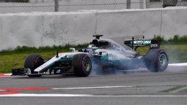 Bottas recupera el dominio para Mercedes pese al empeño de Massa en volver a volar