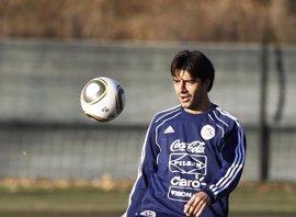 El paraguayo Julio César Cáceres, sancionado cuatro años por dopaje