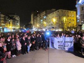Miles de personas exigen en Santander un Pacto de Estado contra la violencia de género