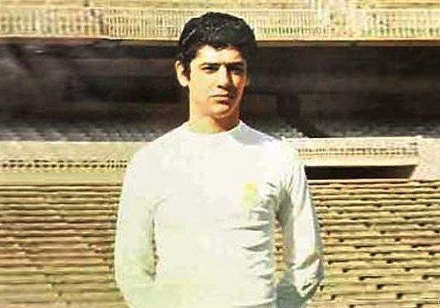 Juan Carlos Touriño, jugador del Real Madrid 1970-1976