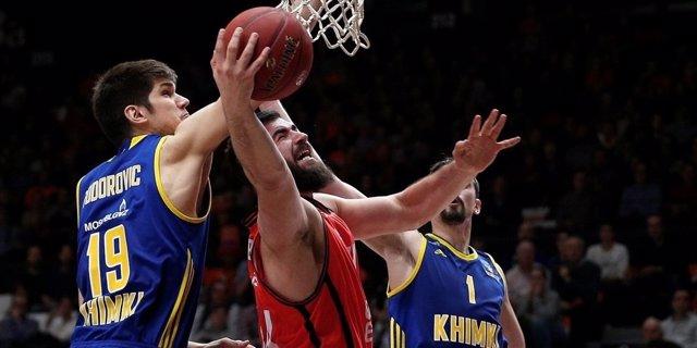 Valencia Basket y Unicaja, a semifinales de la Eurocup