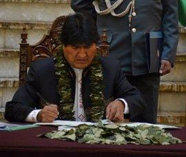 """Morales reconoce que """"por primera vez"""" tuvo un """"problema muy serio"""" tras regresar de su tratamiento en Cuba"""