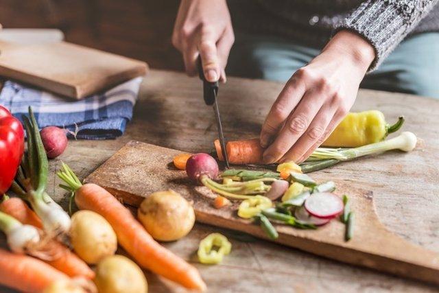 Comida, verdura