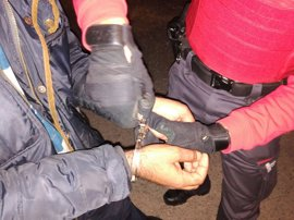 Detenidos seis hombres en Navarra por delitos relacionados con la violencia machista
