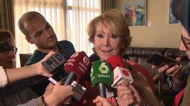 """Aguirre acudirá """"encantada"""" a declarar para contar """"todo"""" lo que sabe si la cita el juez"""