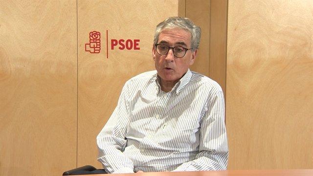 Entrevista de Ramón Jáuregui a Europa Press