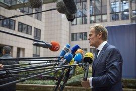 """La UE avisa a Polonia de que un país """"no puede bloquear"""" la reelección de Tusk"""