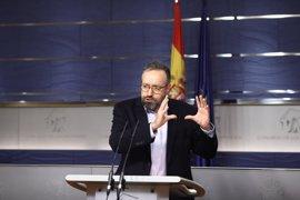 """Girauta (Cs) ve posible acordar los PGE, aunque el PP no cumpla en materia de """"regeneración"""""""