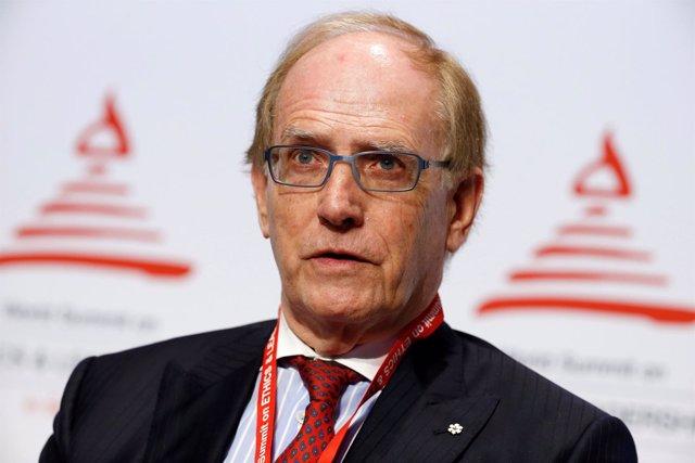 Richard McLaren, investigador de la AMA