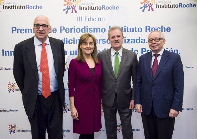 Fallo Del Jurado Y Entrega De Premios De Periodismo FIR En Medicina Personaliza