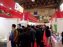 Un total de 19 empresas agroalimentarias andaluzas participan en Foodex 2017, en Japón