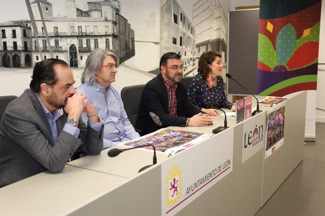 Presentación de la campaña León Centro